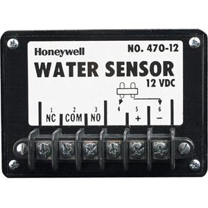 Capteur de Fuite Liquide Honeywell 470-12 - 12 V DC - Eau Détection