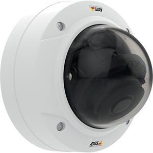 Caméra réseau AXIS P3225-LVE MK II 2 Mégapixels - Couleur - 1920 x 1080 - 3 mm - 10,50 mm - 3,5x Optique - Câble - Dome - Montable en support