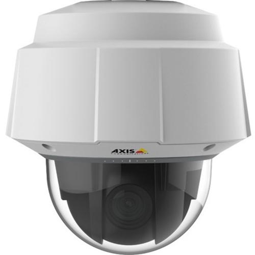 Caméra réseau AXIS Q6055-E - Couleur, Monochrome - MPEG-4 AVC, Motion JPEG, H.264 - 1920 x 1080 - 4,44 mm - 142,60 mm - 32x Optique - CMOS - Câble - Dome - Fixation murale, Montage suspendu, Fixation encastrée, Montant, Fixation au plafond, Montage parapet, Montable en support
