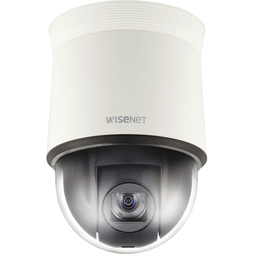 Caméra de surveillance Hanwha Techwin WiseNet HD+ HCP-6320A 2,4 Mégapixels - Dome - 1920 x 1080 - 32x Optique - CMOS - Fixation au plafond, Fixation murale, Montage parapet, Montant, Montage en Coin
