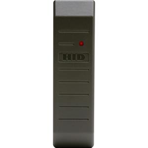 Lecteur Carte Smart HID MiniProx 5365EGris - 139,70 mm Plage de fonctionnement - Wiegand