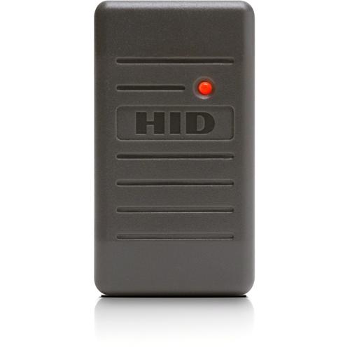 Lecteur Carte Smart HID ProxPoint Plus 6005BGris - 76,20 mm Plage de fonctionnement - Wiegand