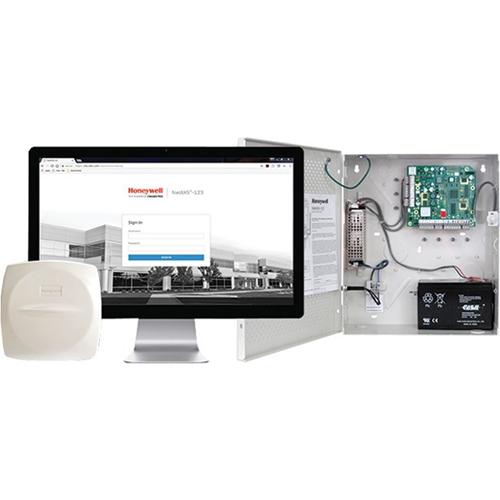 Honeywell NX1MPS Boîtier de contrôle d'accès - Métal
