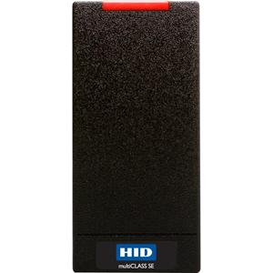 Lecteur Carte Smart HID multiCLASS SE Sans contact - Noir - Câble109,22 mm Plage de fonctionnement