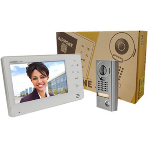 """Portier Vidéo Aiphone 17,8 cm (7"""") - LCD - 5 lux"""