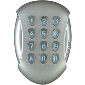 Dispositif d'accès clavier Digicode - Code clé - Wiegand - 12 V DC - Support