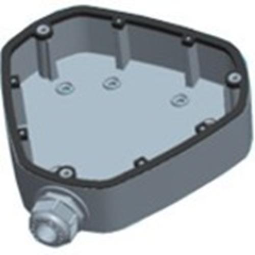 Boîte de Montage Hikvision DS-1280ZJ-DM25 - 4,50 kg Max - Blanc