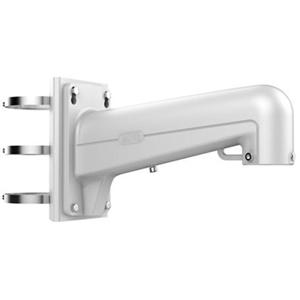 Montant Hikvision DS-1602ZJ-POLE pour Caméra réseau - 30 kg Max - Blanc