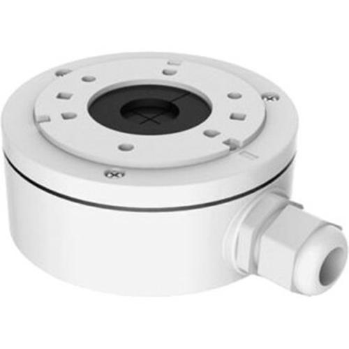 Boîte de Montage Hikvision DS-1280ZJ-XS pour Caméra réseau - 4,50 kg Max - Blanc