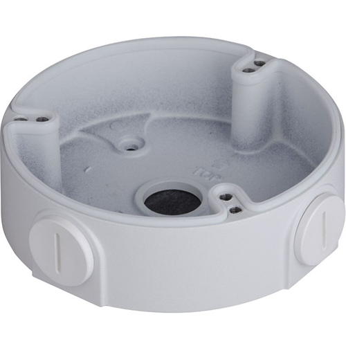 Boîte de Montage Dahua PFA136 pour Caméra réseau - 1 kg Max - Blanc