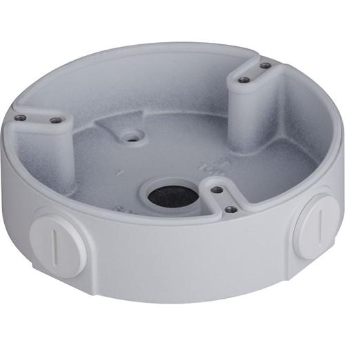 Boîte de Montage Dahua PFA137 pour Caméra réseau - 1 kg Max - Blanc
