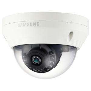 Caméra de surveillance Samsung WiseNet HD+ SCV-6023RP 1 Mégapixels - Monochrome, Couleur - 20 m Night Vision - 1920 x 1080 - 4 mm - CMOS - Câble - Tableau