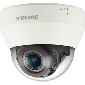 Caméra réseau Samsung WiseNet QND-6070RP 2 Mégapixels - Couleur, Monochrome - 20 m Night Vision - Motion JPEG, H.264, H.265 - 1920 x 1080 - 2,80 mm - 12 mm - 4,3x Optique - CMOS - Câble