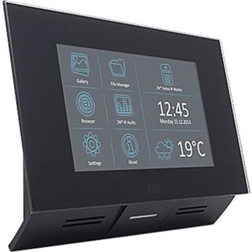 """Poste maître d'interphone 2N Indoor Touch 17,8 cm (7"""") - Écran tactile LCD - Full-duplex - Entrée de porte"""