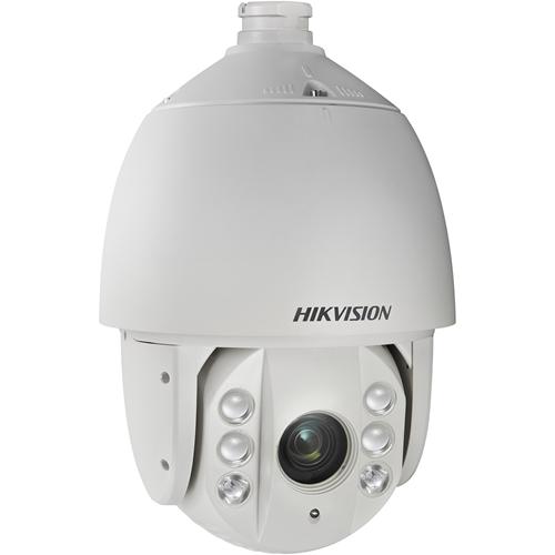 Caméra réseau Hikvision DS-2DE7430IW-AE 4 Mégapixels - Monochrome, Couleur - 150 m Night Vision - H.264+, H.264, H.265, H.265+ - 2560 x 1600 - 5,90 mm - 177 mm - 30x Optique - CMOS - Câble - Dome - Fixation murale, Montage en Coin