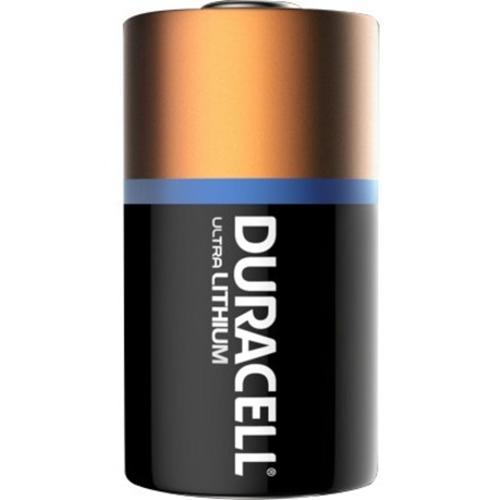 Batterie Duracell - 1400 mAh - CR123A - Lithium (Li) - 3 V DC