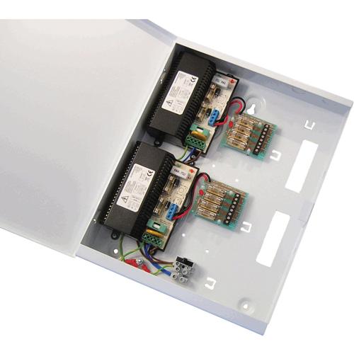 Système d'alimentation Elmdene Vision - 87% - 96 W - 120 V AC, 230 V AC Input Voltage - 12 V DC Tension de Sortie - Boîte