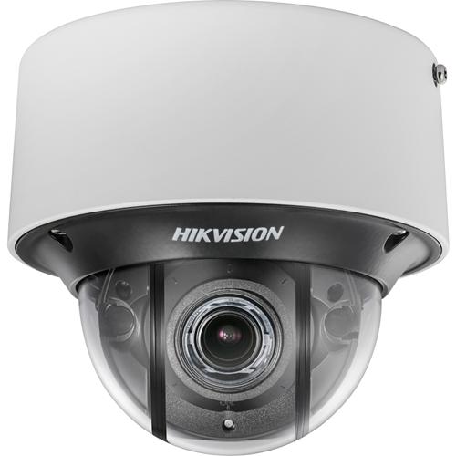 Caméra réseau Hikvision Darkfighter DS-2CD4D26FWD-IZS 2 Mégapixels - Monochrome, Couleur - 30 m Night Vision - H.265+, H.265, H.264+, H.264, Motion JPEG - 1920 x 1080 - 2,80 mm - 12 mm - 4,3x Optique - CMOS - Câble - Dome - Fixation murale, Montage suspendu, Montant, Montage en Coin