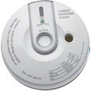Capteur de Fuite de Gaz Visonic PowerG MCT-442 - Blanc - Sans fil - monoxyde de Carbon - Gaz Détection - 5 an(s) Batterie - Fixation au plafond, Fixation murale