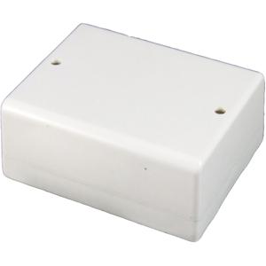 Boîte de Montage CQR - Polystyrène - Blanc