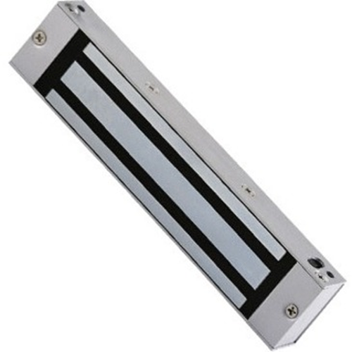 CDVI S180 Simple battant Serrure magnétique - 180 kg Force de Maintien - Aluminium anodisé satiné
