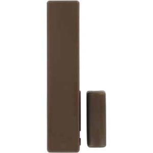 Honeywell Alpha DO800M2 Sans fil Contact magnétique - Pour Porte, Fenêtre - Fixation murale - Marron
