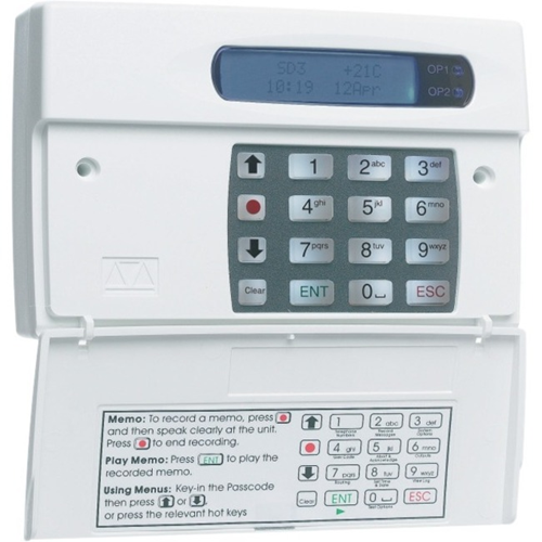 Scantronic SD-GSM Transmetteur téléphonique - Pour Tableau de Commande