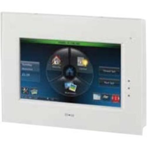Honeywell Galaxy TouchCenter Plus Clavier tactile de sécurité - Pour Tableau de Commande - Blanc