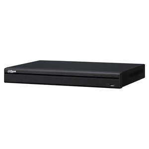 Station de surveillance vidéo Dahua Lite DHI-NVR4216-4KS2 - 16 Canaux - Enregistreur Réseau Vidéo - H.265, H.264 Formats - Entrée de vidéo composite - 1 Audio In - 1 Audio Out - 1 VGA Out - HDMI