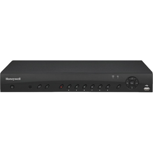 Station de surveillance vidéo Honeywell Performance HRHT4080 - 12 Canaux - Enregistreur vidéo hybride - H.264, H.264+ Formats - 30 Fps - Entrée de vidéo composite - 1 Audio In - 1 Audio Out - 1 VGA Out - HDMI