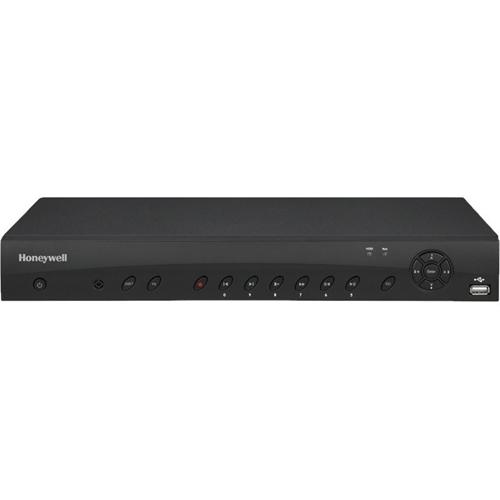 Station de surveillance vidéo Honeywell Performance HRHT4160 - 24 Canaux - Enregistreur vidéo hybride - H.264, H.264+ Formats - 30 Fps - Entrée de vidéo composite - 1 Audio In - 1 Audio Out - 1 VGA Out - HDMI