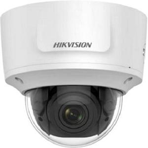 Caméra réseau Hikvision EasyIP 3.0 DS-2CD2755FWD-IZS 5 Mégapixels - Couleur - 30 m Night Vision - H.264+, H.264, H.265, H.265+, Motion JPEG - 2944 x 1656 - 2,80 mm - 12 mm - 4,3x Optique - CMOS - Câble - Dome - Montage suspendu, Fixation murale, Montant, Montage en Coin