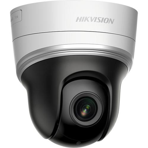 Caméra réseau Hikvision DS-2DE2204IW-DE3/W 2 Mégapixels - Monochrome, Couleur - 20 m Night Vision - H.264+, Motion JPEG, H.264, H.265, MP4, H.265+ - 1920 x 1080 - 2,80 mm - 6 mm - 2,1x Optique - CMOS - Câble, Sans fil - Fixation murale