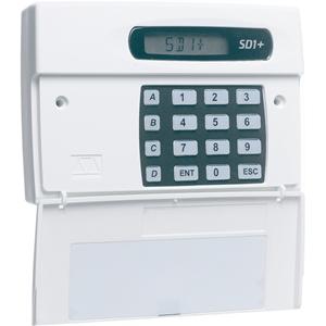 Scantronic SD1 Transmetteur téléphonique - Pour Tableau de Commande - Blanc - Plastique ABS