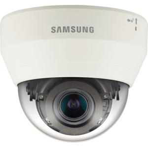 Caméra réseau Hanwha Techwin WiseNet QND-7080RP 4 Mégapixels - Monochrome, Couleur - 20 m Night Vision - Motion JPEG, H.264, H.265 - 2592 x 1520 - 2,80 mm - 12 mm - 4,3x Optique - CMOS - Câble - Dome