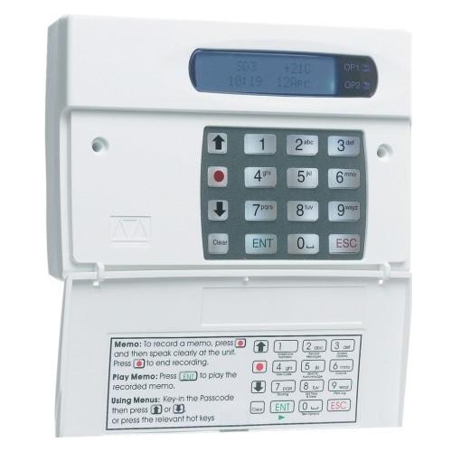 Cooper SD3-GSM Transmetteur téléphonique - Pour Tableau de Commande