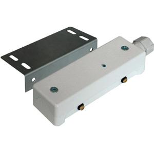 Capteur de Fuite Liquide Cooper - Blanc - Filaire - 12 V DC, 24 V DC - Eau Détection - Fixation au Sol