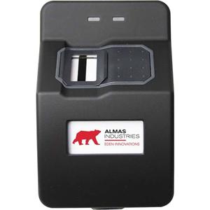 Dispositif d'accès pour lecteur biométrique ou à carte Eden Innovations SOLO Plus - Empreinte Digitale - 5000 Utilisateur(s) - Série - 14 V DC - Fixation Murale