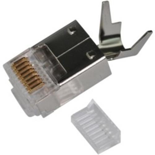 Connecteur réseau elbaC - 50 Pack - 1 x RJ-45 Réseau