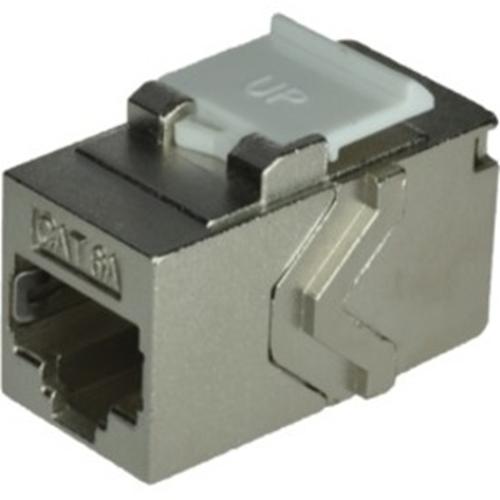 Adaptateur réseau elbaC - 1 Pack - 1 x RJ-45 Femelle Réseau - 1 x RJ-45 Femelle Réseau