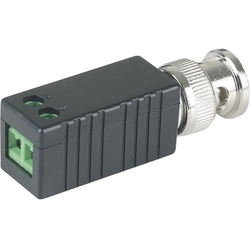 Video Balun elbaC TTP111HD - 1920 x 1080 - 300 m Distance maximale de fonctionnement - Entrée BNC