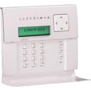 Elkron UKP500DV/N Clavier de programmation - Pour Tableau de Commande