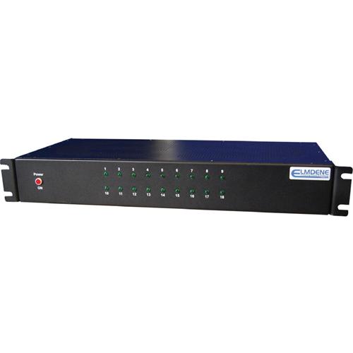 Système d'alimentation Elmdene Vision VRS1218000-18 - 120 V AC, 230 V AC Input Voltage - 12 V DC Tension de Sortie - Fixation murale