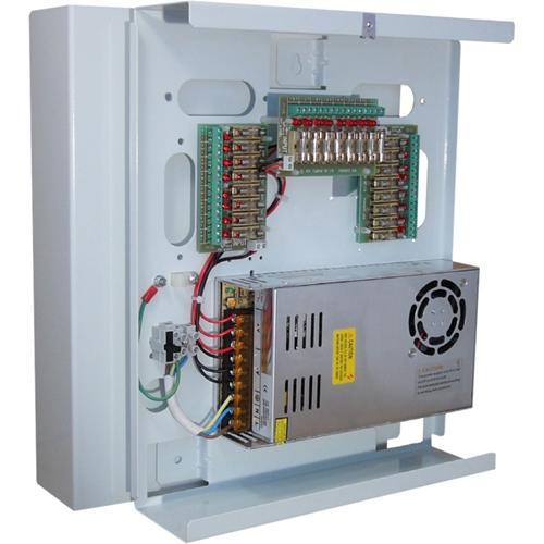 Système d'alimentation Elmdene Vision VRS1220000-24-S - 230 V AC Input Voltage - 12 V DC Tension de Sortie - Boîte - Modulaire