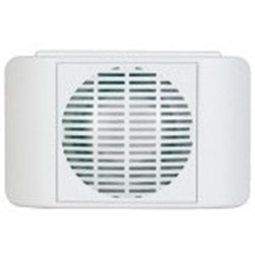 Alarme de Sécurité FINSECUR Buccin - Filaire - 55 V DC - 90 dB - Audible - Fixation Murale - Blanc