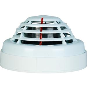 Détecteur de fumée FINSECUR Conventional CAP 112 A - Optique - Blanc - 12 V DC - Support