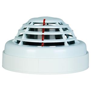 Détecteur de fumée FINSECUR Conventional CAP112 - Optique - Blanc - 12 V DC - Support