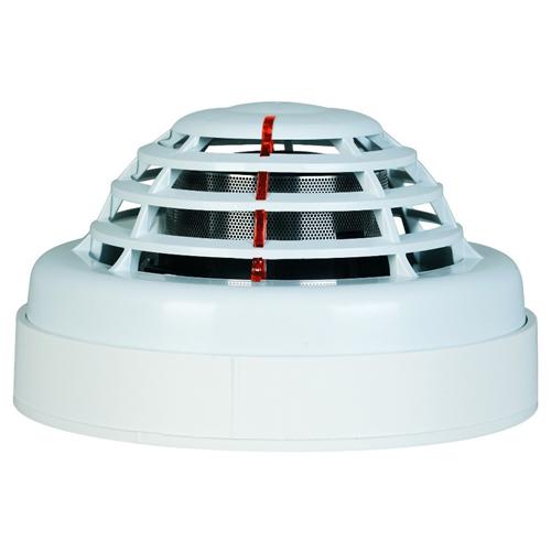 Capteur de Température FINSECUR Conventional CAP212 - Blanc