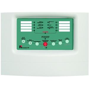 Alarme de Sécurité FINSECUR Celtic - 230 V AC - 90 dB - Audible