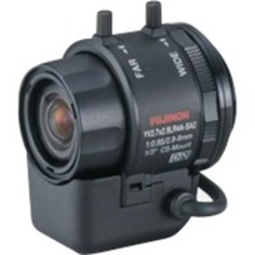 Objectif Fujifilm Fujinon 2,90 mm - 8 mm f/0,95 Asphérique pour Monture CS - Zoom Optique 2,7x